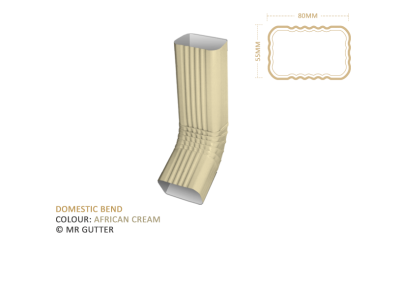 Mr Gutter Vaal mrgutter-colour-domestic-bend-african-cream-400x284 Domestic Bend