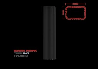 Mr Gutter Vaal mrgutter-colour-industrial-downpipe-black-400x284 Industrial Downpipe